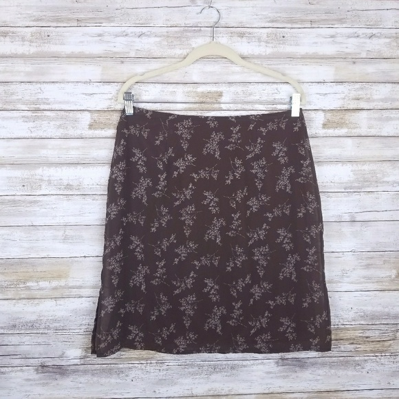 Express Dresses & Skirts - 🍁 Express | Floral Skirt Campaigne International